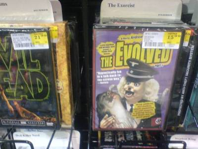 Evolved DVD