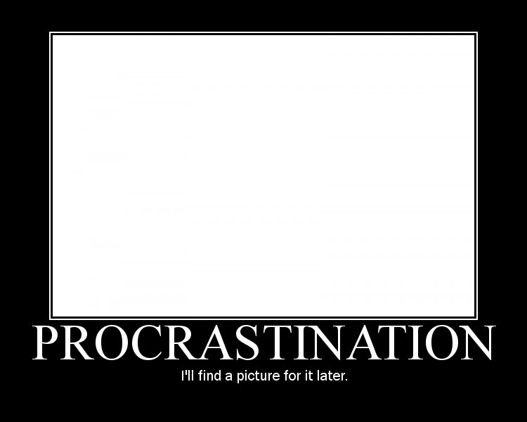 How to beat procrastination (1/6)