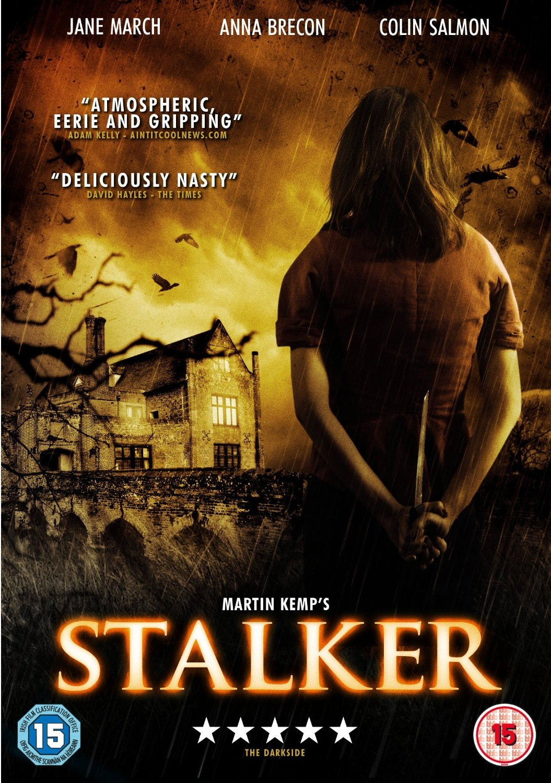 Stalker Dvd 2013 Stalker is Out on Dvd Today