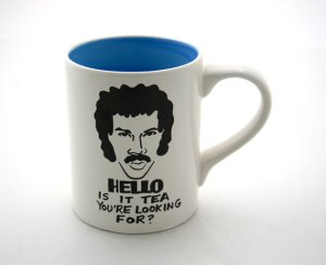 HELLO-is-it-tea-youre-looking-for-Mug