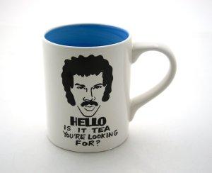 HELLO-is-it-tea-youre-looking-for-Mug