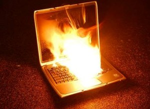 laptop-exploding-battery-fire