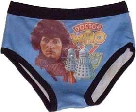 dr who pants