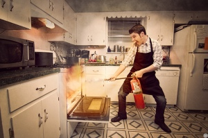 Cooking-Disaster
