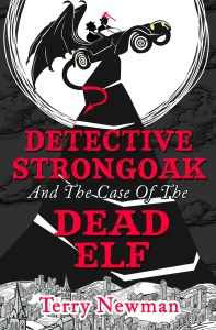 Detective Strongoak book cover