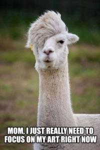 Art Llama