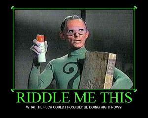 RiddleMeThis