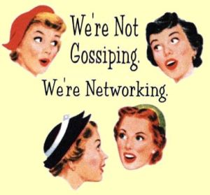 Not-Gossiping-Networking