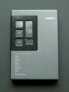 SANYO Walkman JJ-P101 01