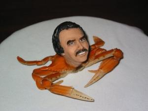 Burt-Reynolds-Crab